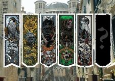 Rhys Cooper Game Of Thrones Variant Set Call The Banners 3 Signed & Numbered