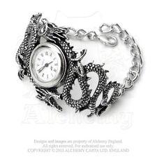 AE AW16 Imperial Dragon Alchemy Gothic Watch - New!