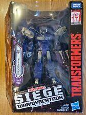 Transformers Siege War For Cybertron Trilogy Shockwave Leader Class Decepticon