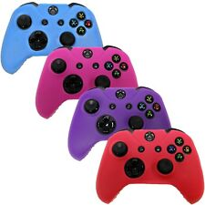 Xbox One Controller Skin Combo Silicone Rubber Protective Grip Cover (4 Pack)