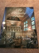 THE HELMSLEY PALACE  NYC 1980 Booklet Luxury ARCHITECTURE Leona Helmsley