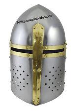 Armor Medieval Crusader Great Knight Replica Helmet