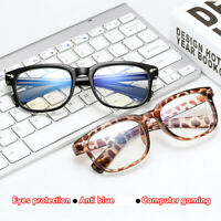 Computer Goggles Blue Light Blocking Glasses UV Anti-Radiation Vision Care Hot