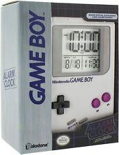 Official Nintendo Gameboy réveil avec super mario land alarme sonne