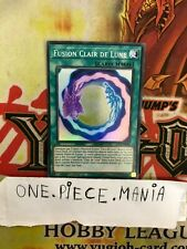 Yu-gi-oh! Fusion Clair De Lune LED4-FR048 1st
