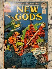 New Gods #7 Mar Dc Comics, Jack Kirby, origin Orion, Scott Free.1st Steppenwolf