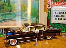 1955 CADILLAC FLEETWOOD LIMITED EDITION 1/64 1950'S CLASSIC BLACK CADDY GL