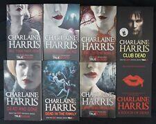 BULK Charlaine Harris x8 Paranormal Romance Books Set3