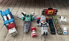 Vintage Transformers G1/G2 Lot