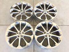 "20"" 20 inch OEM Factory Genuine Ford Taurus Wheels Rims Polished 10 Spoke 3927"