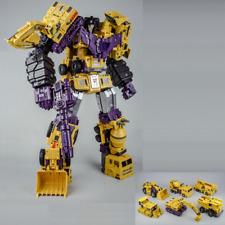 ToyWorld G2 Devastator Yellow Constructcons Set Transformers Figure New IN STOCK
