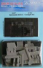 Aires 1/32 Kawasaki Ki61-I Cockpit Set for Hasegawa kit # 2107