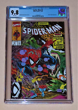 "Spider-man #4 ""Torment"".    CGC 9.8!    Todd McFarlane."