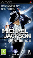 Michael Jackson The Experience SONY PSP IT IMPORT UBISOFT