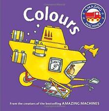 Amazing Machines First Concepts: Colours PAR MITTON, Tony Livre cartonné 978
