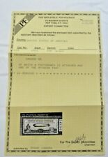 BABY ZEPPELIN SCOTT #C18 PF certificate MNH