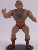 Vintage 1981 Masters of the Universe Near Complete Figure MOTU He-Man Soft Head