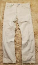 NWT $385 BYBLOS MADE IN ITALY COTTON 5 POCKETS 35 , KAPITAL LVC