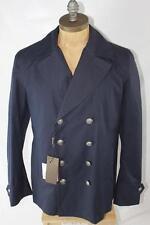 AUTH $2295 Gucci Men Navy Padding Jacket 54/XL