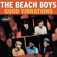 THE BEACH BOYS - GOOD VIBRATIONS 50TH ANNIVERSARY  VINYL LP SINGLE NEW!