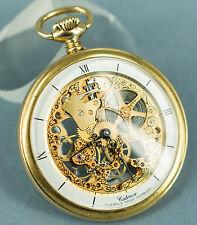 Catorex skeleton pocket watch
