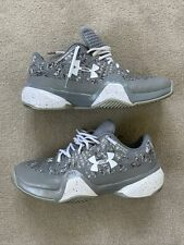 Andy Murray's Personal Player Issue Under Armour Clutch Fit Tennis Shoes 11 UK