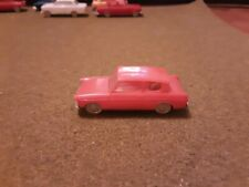 Triang Minix No.1 Ford Anglia Red