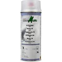 ColorMatic 1K Klarlack transparent Professional matt Spraydose 400ml 335600