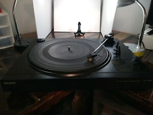 SONY PS-LX295 Automatic Stereo Turntable System Record Player