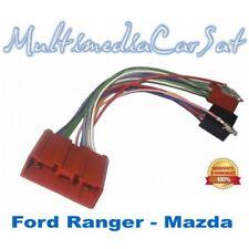 Cavo Autoradio Radio Montaggio Iso Mazda 2 3 5 6 Demio Premacy 4725