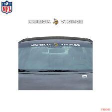 Brand New NFL Minnesota Vikings Car Truck SUV Windshield Window Decal Sticker