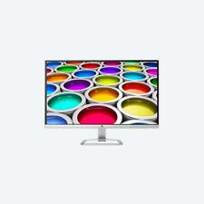 HP 27ea 27 Zoll Monitor, Lautsprecher, Büro, Display (16:9), silver