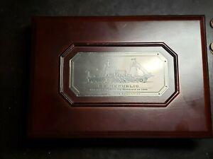 SS Republic 1861 O NGC Graded Shipwreck Effect with Original CD/Story/ Box