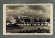1946 Krakow Poland Registered RPPC Postcard Cover to Detroit USA