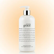 Philosophy Pure Grace Perfumed Body Lotion 16 OZ. Sften With Shea Butter New