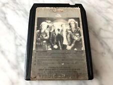 QUEEN The Game 8 Track Tape Cartridge 1980 Elektra 5T-8513 Freddie Mercury RARE!