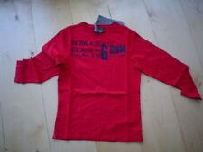 WI 10/11- Camisa, Rojo García talla 128-176