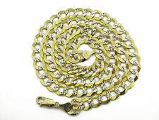 10k Gold Diamond Cut Cuban Chain 30 Inches long, gold wt is 60.43 gms.