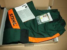 6252 Original Stihl Hose Freischneider Schutzhose FS PROTECT   Gr. M - 50 / 52