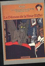 TARDI Jacques Adèle Blanc-Sec Le Démon de Tour Eiffel carte postale cp postcard