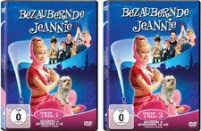 4 DVDs *  BEZAUBERNDE JEANNIE - SEASON 4 ( 4.1 + 4.2 IM SET ) # NEU OVP  <