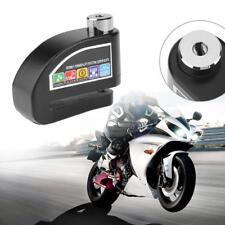 Anti-Diebstahl-Scheibenbremse Felgenschloss mit Alarmanlage für Motorrad Fahrrad