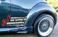 For Volkswagen Carbon Fiber 98-05 Beetle Bodykit Canards Splitters Side Skirts