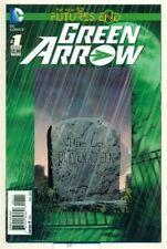 GREEN ARROW #1 3D COVER NEW 52 FUTURES END NEAR MINT UNREAD COPY #cdec16-1501