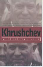 St Antony's: Khrushchev : A Political Life by William J. Tompson (1997,...