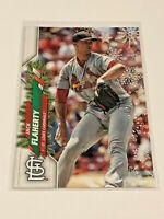 2020 Topps Walmart Holiday Baseball HW168 - Jack Flaherty - St. Louis Cardinals
