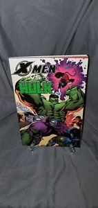 X-MEN VS HULK TPB Incredible Marvel Comics World War Hulk, Team-Up, Annual TP