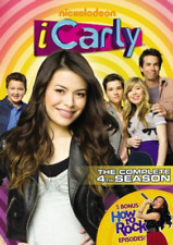 iCarly Complete 4th Season 0097368916647 With Jeremy Rowley DVD Region 1