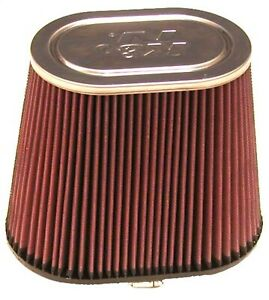 K&N Filters RF-1040 Universal Air Cleaner Assembly Fits 10 Ram 1500