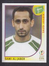 Panini - Korea Japan 2002 World Cup - # 345 Sami Al-Jaber - Saudi Arabia